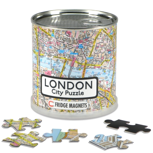 City Puzzle Magnets London