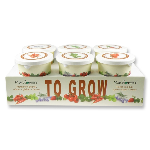 TO GROW Kresse