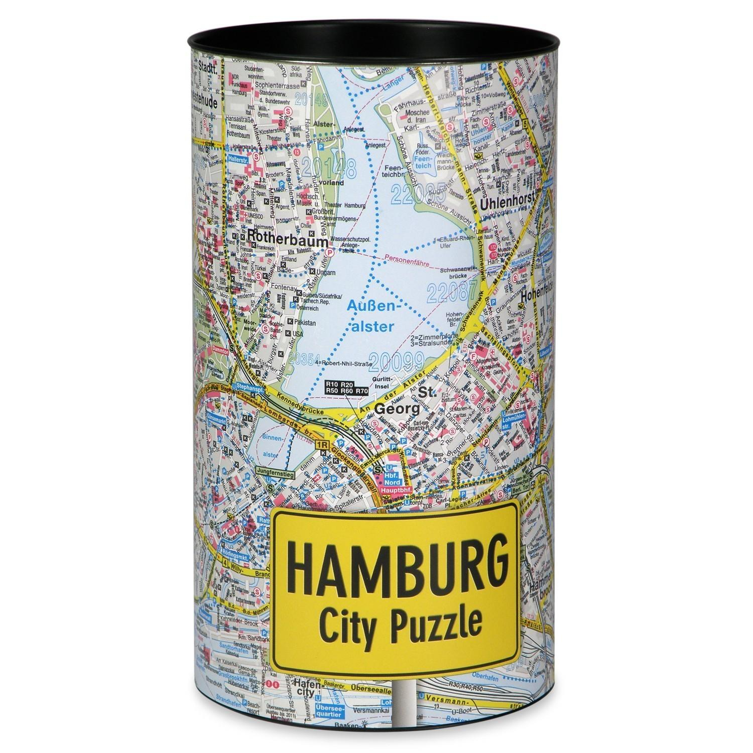 City Puzzle Hamburg