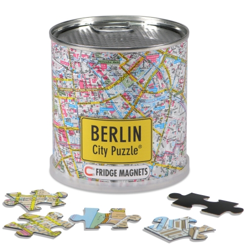 City Puzzle Magnets Berlin
