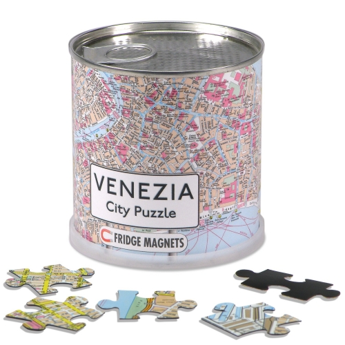 City Puzzle Magnets Venedig